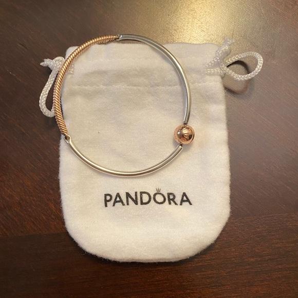 Pandora Moments Three-Link Bracelet